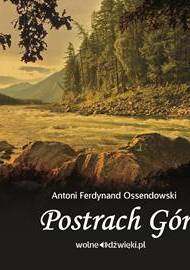 ebook Postrach gór - audiobook