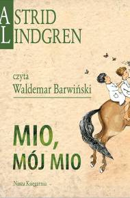 ebook Mio, mój Mio - audiobook