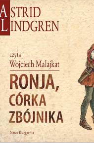 ebook Ronja, córka zbójnika - audiobook