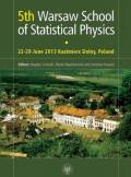 ebook 5th Warsaw School of Statistical Physics