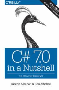 ebook C# 7.0 in a Nutshell. The Definitive Reference. 7th edition