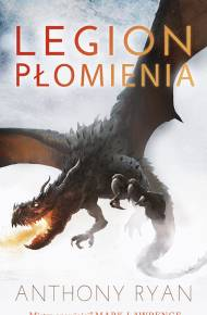 ebook Legion płomienia