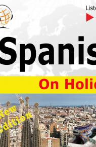 ebook Spanish on Holiday: De vacaciones - audiobook