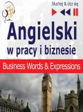 ebook Angielski w pracy i biznesie Business English Words and Expressions - audiobook