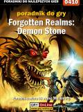 ebook Forgotten Realms: Demon Stone - poradnik do gry