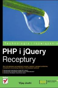 ebook PHP i jQuery. Receptury
