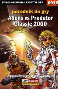 ebook Aliens vs Predator Classic 2000 - poradnik do gry