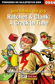 ebook Ratchet  Clank: A Crack in Time - poradnik do gry