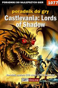 ebook Castlevania: Lords of Shadow - poradnik do gry