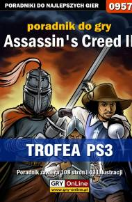 ebook Assassin's Creed II - Trofea - poradnik do gry