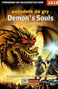 ebook Demon's Souls - poradnik do gry