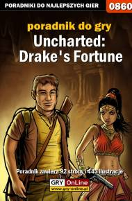 ebook Uncharted: Drake's Fortune - poradnik do gry