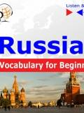 ebook Russian Vocabulary for Beginners. Listen & Learn to Speak - audiobook