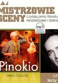 ebook Pinokio - audiobook