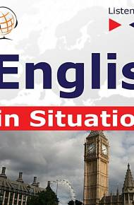 ebook English in Situations - audiobook