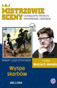 ebook Wyspa skarbów - audiobook