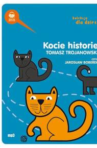 ebook Kocie historie - audiobook