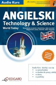 ebook Angielski. World Today Technology and Science - audiobook