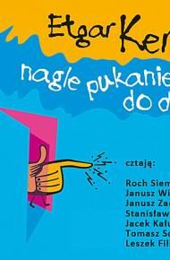 ebook Nagle pukanie do drzwi - audiobook
