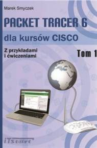 ebook Packet Tracer 6 dla kursów CISCO. Tom 1