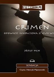 ebook Crimen - audiobook