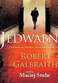 ebook Jedwabnik - audiobook