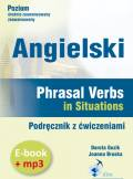 ebook Angielski. Phrasal Verbs in Situations (e-book+mp3) - audiobook