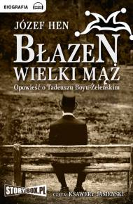 ebook Błazen – wielki mąż - audiobook