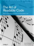 ebook The Art of Readable Code