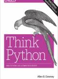 ebook Think Python. How to Think Like a Computer Scientist. 2nd Edition