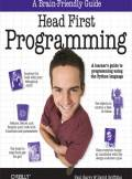 ebook Head First Programming. A learner's guide to programming using the Python language