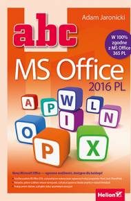 ebook ABC MS Office 2016 PL
