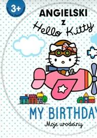 ebook Angielski z Hello Kitty Moje urodziny/My Birthday - audiobook