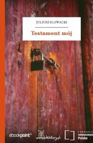 ebook Testament mój - audiobook