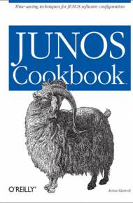 ebook JUNOS Cookbook