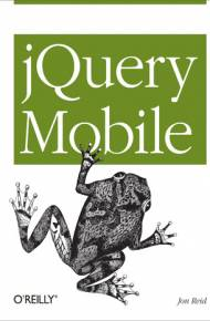 ebook jQuery Mobile
