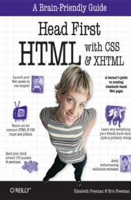 ebook Head First HTML with CSS & XHTML