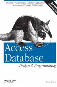 ebook Access Database Design & Programming