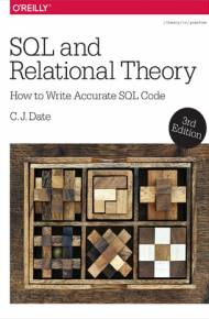 ebook SQL and Relational Theory. How to Write Accurate SQL Code. 3rd Edition