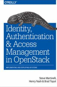 ebook Identity, Authentication, and Access Management in OpenStack. Implementing and Deploying Keystone