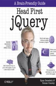 ebook Head First jQuery