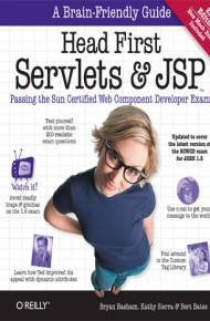 ebook Head First Servlets and JSP. Passing the Sun Certified Web Component Developer Exam. 2nd Edition