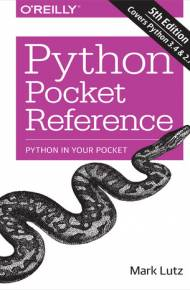 ebook Python Pocket Reference. 5th Edition