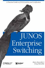 ebook JUNOS Enterprise Switching