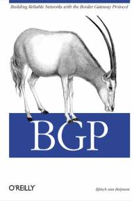 ebook BGP. Building Reliable Networks with the Border Gateway Protocol