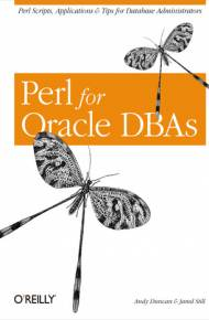 ebook Perl for Oracle DBAs