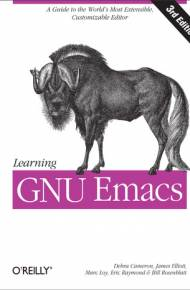 ebook Learning GNU Emacs. 3rd Edition
