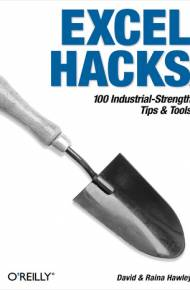 ebook Excel Hacks. 100 Industrial Strength Tips and Tools
