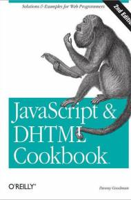 ebook JavaScript & DHTML Cookbook. 2nd Edition
