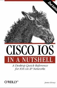 ebook Cisco IOS in a Nutshell. 2nd Edition